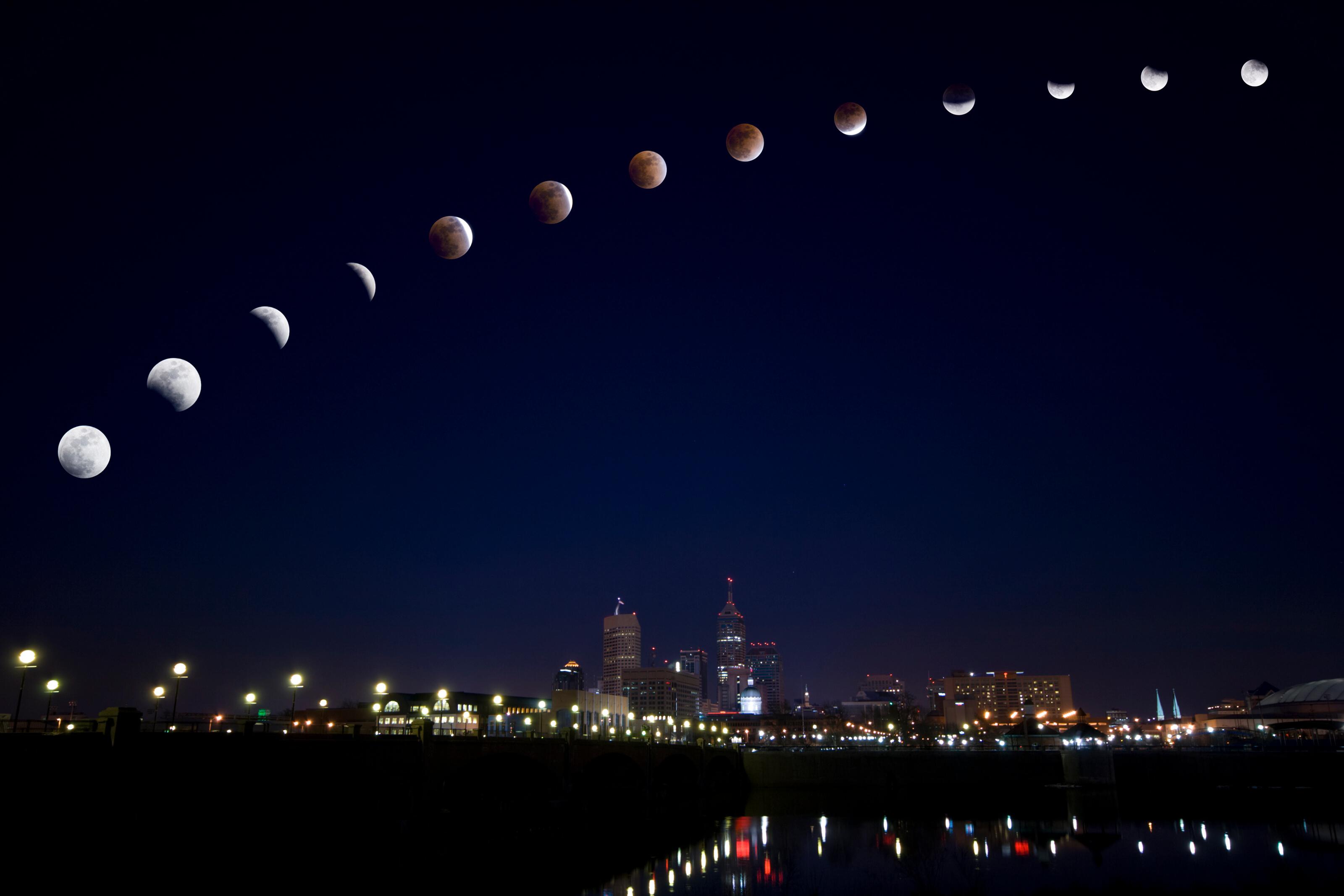Lunar Phases Lesson Plan