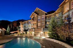 Legends hotel in Whistler.