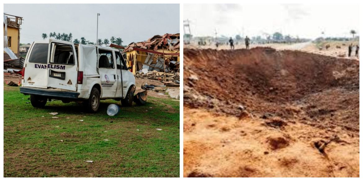Ondo State More Explosions May Occur, Bombs May Still Be Active – Police
