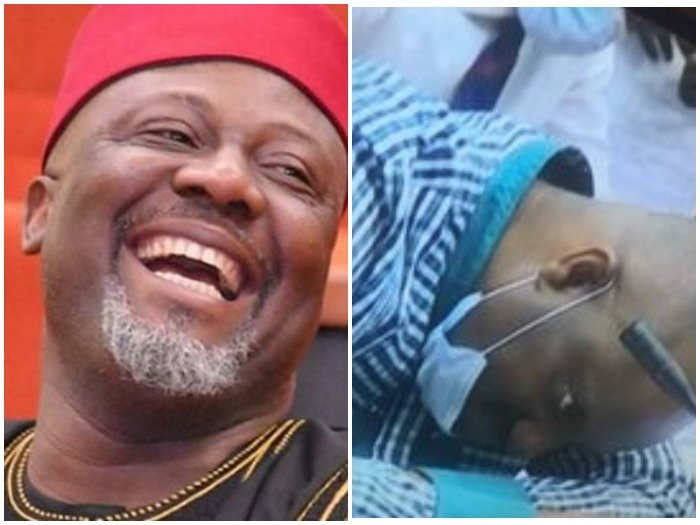 """Dino Melaye Reacts To The """"Faint Drama"""" Of The NDDC Acting Chairman, Pondei"""