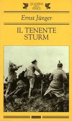 Recensione di Il tenente Sturm di Ernst Jünger