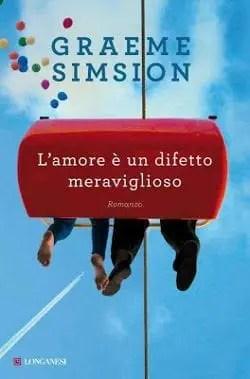 graeme-simsion Recensione di L'amore è un difetto meraviglioso di Graeme Simsion Recensioni libri