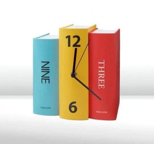 Book-Clock-540x504