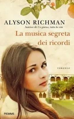 Recensione di La musica segreta dei ricordi di Alyson Richman