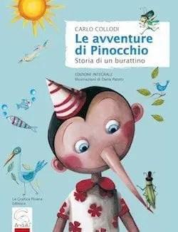 Recensione di Le avventure di Pinocchio di Carlo Collodi illustrato da Daria Palotti