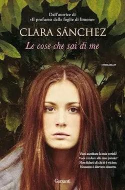Recensione di Le cose che sai di me di Clara Sánchez