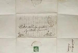 manoscritto21 Ritirato dall'asta il terzo manoscritto de L'Infinito di Leopardi Letteratura
