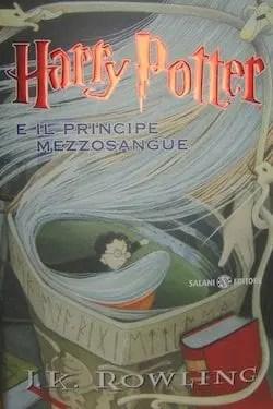 principe Recensione di Harry Potter e il Principe Mezzosangue di J. K. Rowling Recensioni libri