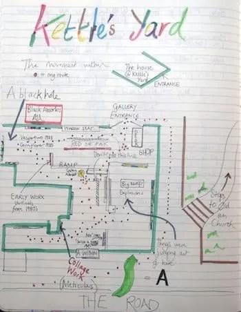 """5 """"Quell' ultima magnifica iarda a Cambridge: Kettle's Yard"""" Arte"""