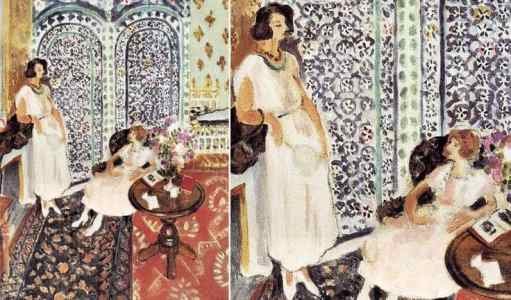 best-art-exhibitions-in-italy-march-2015-Rome-Matisse-Arabesque