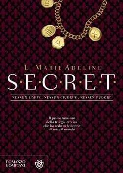 Recensione di S.E.C.R.E.T. di L. Marie Adeline