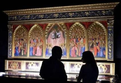 Giotto-a-Milano Ora ha Giotto il grido Arte