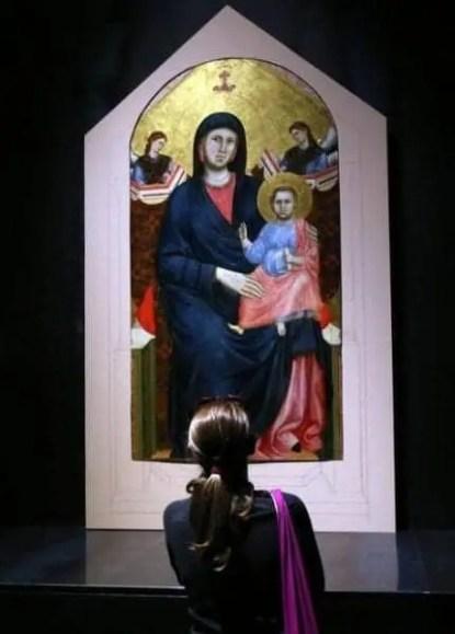 image-2 Ora ha Giotto il grido Arte