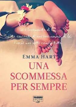 Recenisione di Una scommessa per sempre di Emma Hart