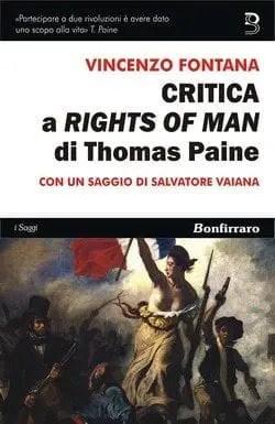 Critica a Rights of Man di Thomas Paine di Vincenzo Fontana