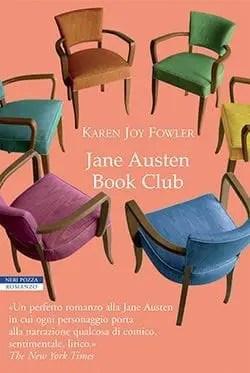 cover-3 Recensione di Jane Austen Book Club di Karen Joy Fowler Recensioni libri