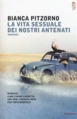 image_book.php_ Recensione di La vita sessuale dei nostri antenati di Bianca Pitzorno Libri Mondadori