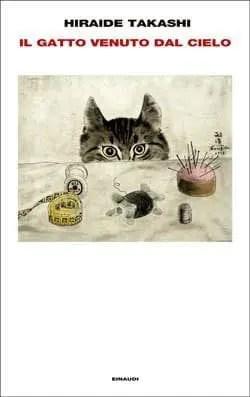 Recensione di Il gatto venuto dal cielo di Hiraide Takashi