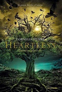 Recensione di Heartless. Un nemico immortale di Cornelia Funke
