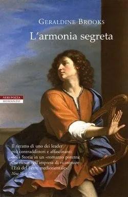 Larmonia-segreta-cover L'armonia segreta di Geraldine Brooks Anteprime