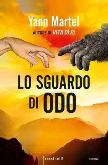 Lo-sguardo-di-Odo-cover Lo sguardo di Odo di Yann Martel Anteprime