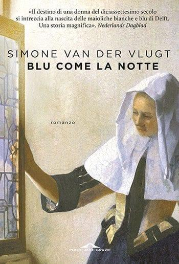 Recensione di Blu come la notte di Simone van der Vlugt