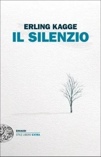 Il-silenzio-cover Il silenzio di Erling Kagge Anteprime