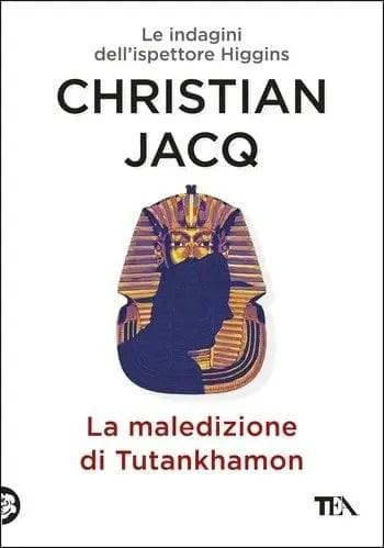 La maledizione di Tutankhamon di Christian Jacq