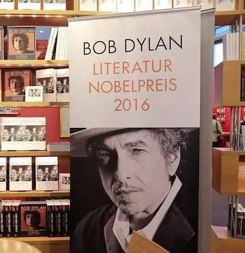 Nobel Bob Dylan