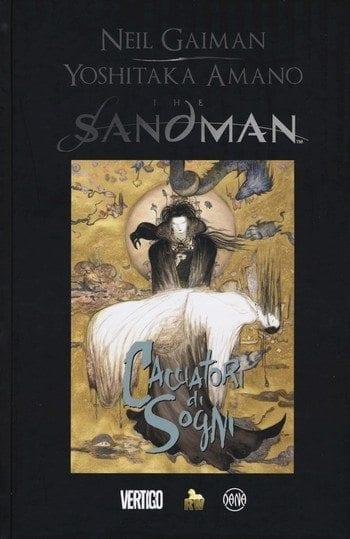 Sandman. Cacciatori di sogni di Neil Gaiman e Yoshitaka Amano