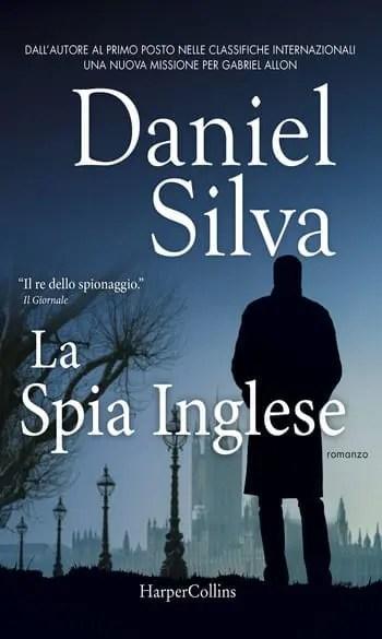 Recensione di La spia inglese di Daniel Silva