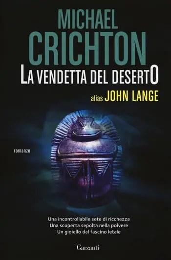 Recensione di La vendetta del deserto di Michael Crichton