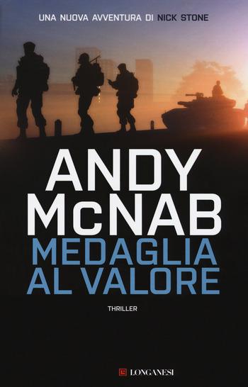 Medaglia al valore di Andy McNab