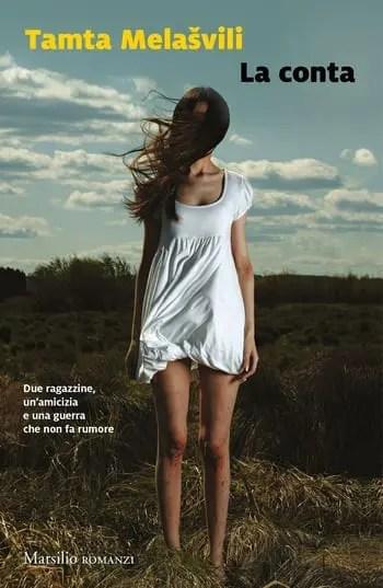 La-conta-cover La conta di Tamta Melašvili Anteprime