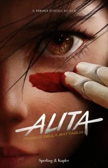 Alita-cover Alita, angelo della battaglia di Pat Cadigan Anteprime