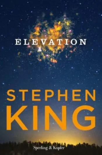 Elevation-cover Elevation di Stephen King Anteprime