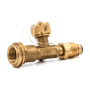 ADAPTERS LP GAS VALVES CSA
