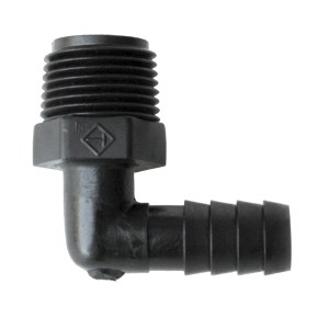 BARBED & SHURFLO PUMP FITTING