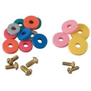 PLUMBING WASHERS O RINGS