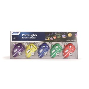 PARTY LIGHTS & HOLDERS