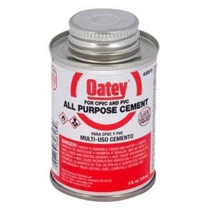 PVC-ABS CPVC-CEMENTS & PRIMERS