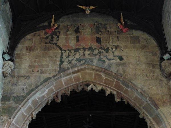 St Giles Wrexham Church