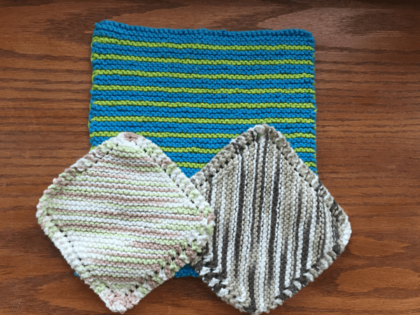 Dishcloth Knitting