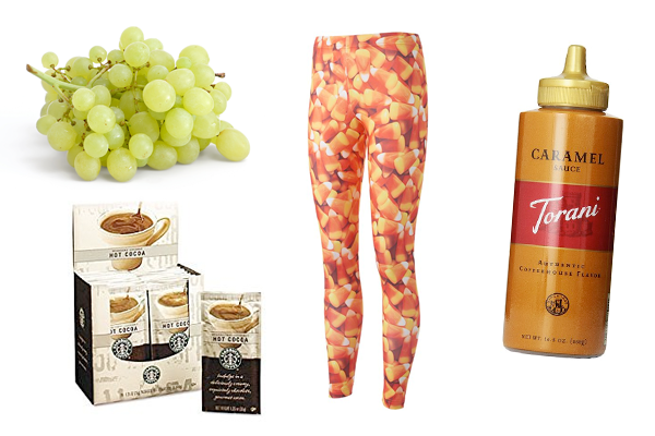 Friday Favorites & Candy Corn Leggings