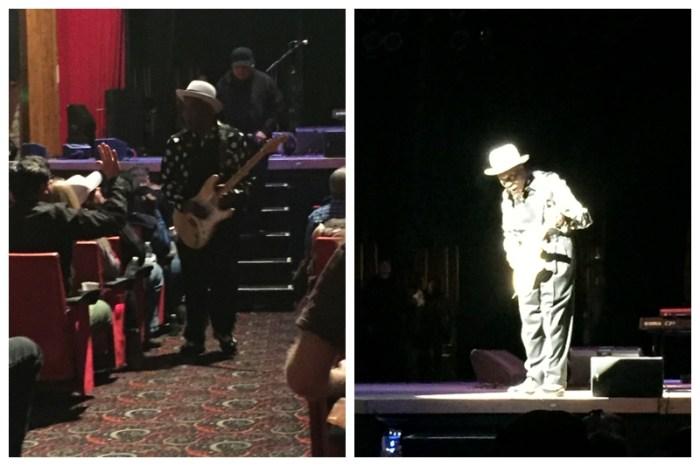 Buddy Guy in Concert
