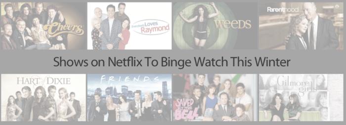 Shows On Netflix To Binge Watch