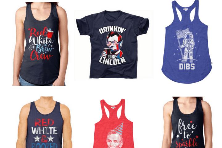 Fourth of July Shirts