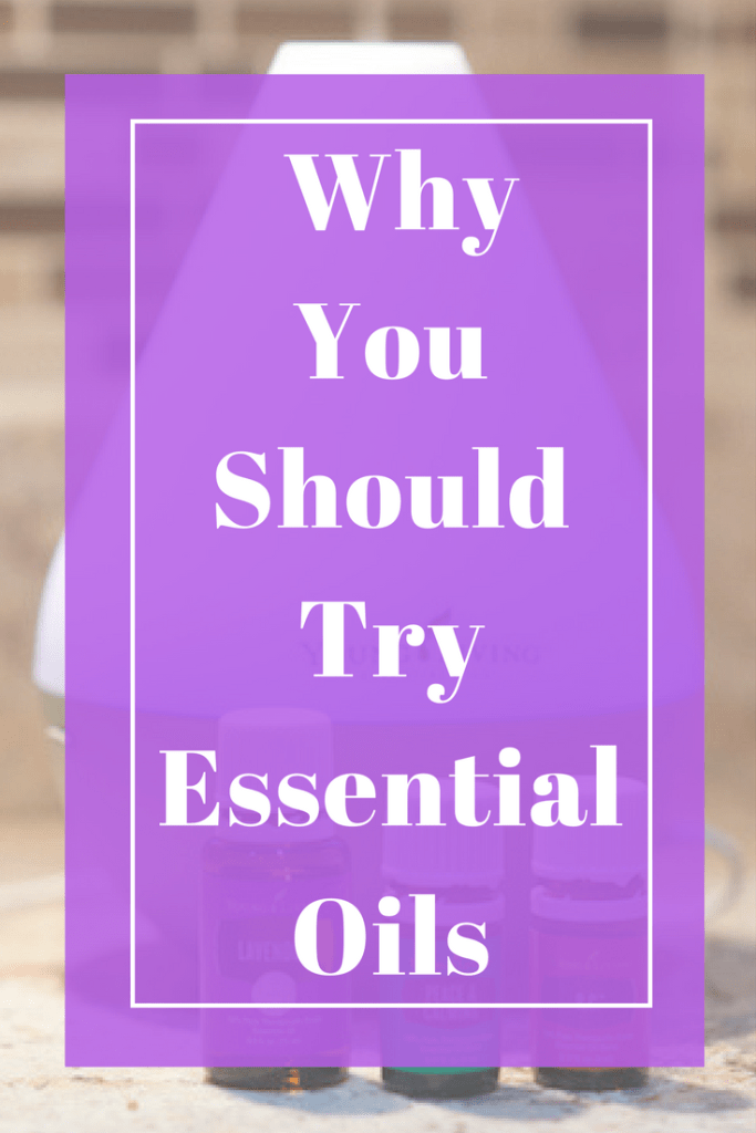 Why You Should Try Essential Oils
