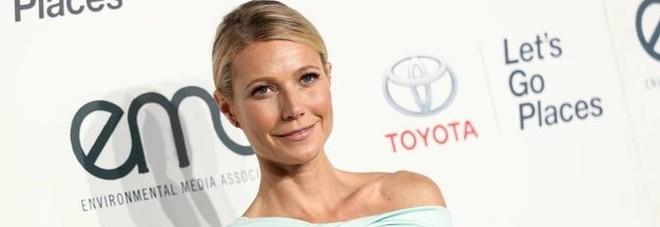 Gwyneth Paltrow choc: Ecco la mia guida al sesso anale...  Guarda