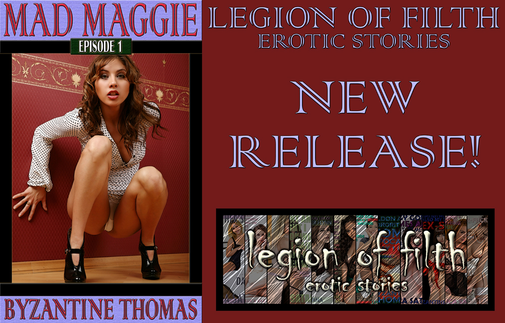 LOF New Release: Mad Maggie: Episode 1